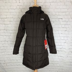 The North Face Metropolic Parka XS Brown Coat